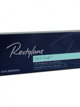 Restylane Defyne with Lidocaine (1x1ml)