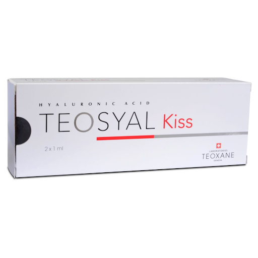 BUY TEOSYAL KISS WITHOUT LIDOCAINE 2 X 1 ML